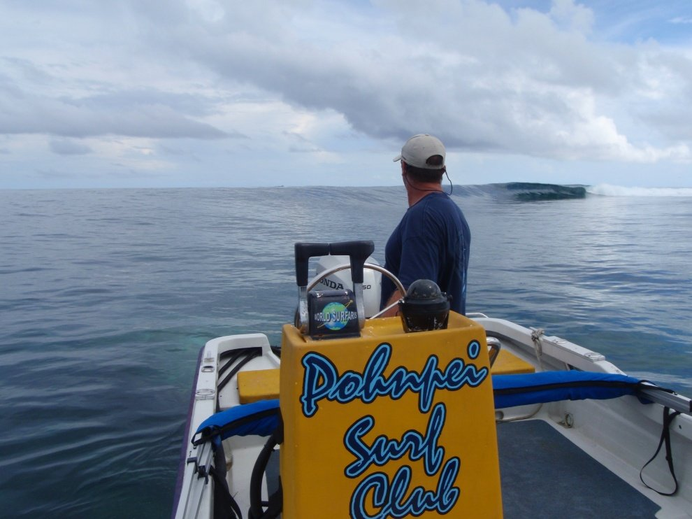 World Surfaris 's photo of Pohnpei (Palikir-Pass)