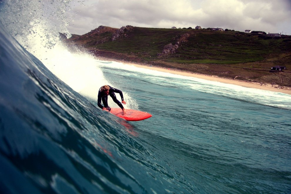 Dave Muir's photo of Sennen