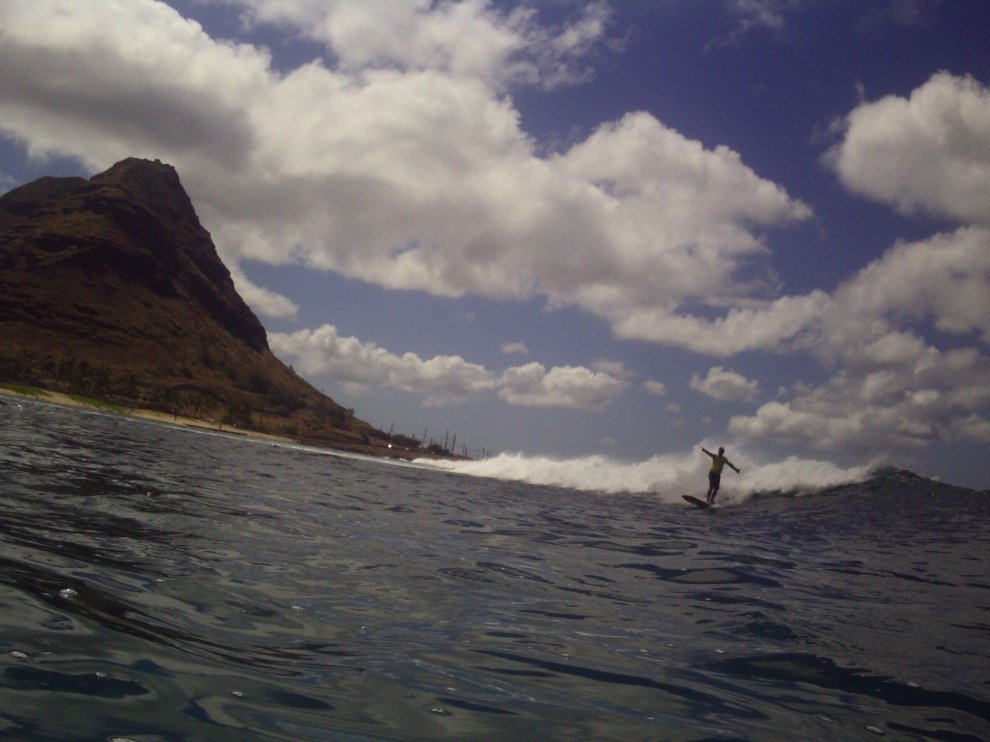 PSALM 77:19's photo of Makaha Point