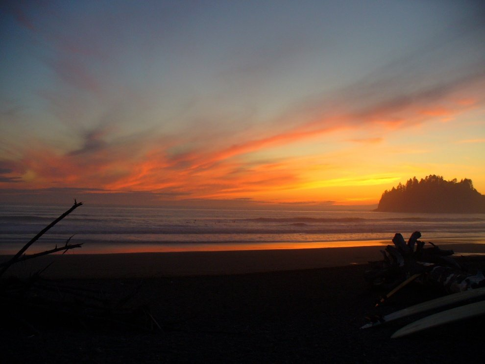 deadbolt's photo of La Push