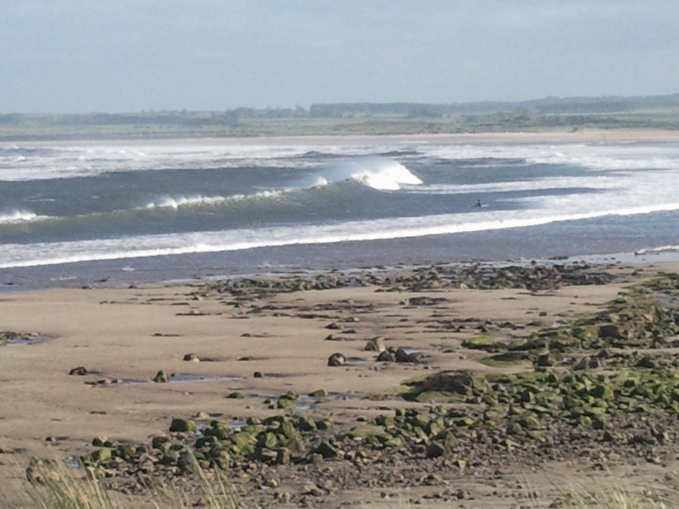 george c's photo of Beadnell Bay