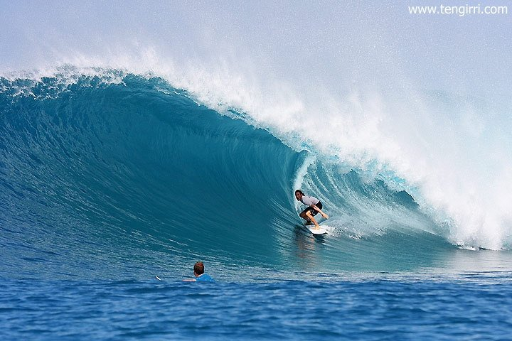 Tengirri Surf Charters's photo of Lances Right