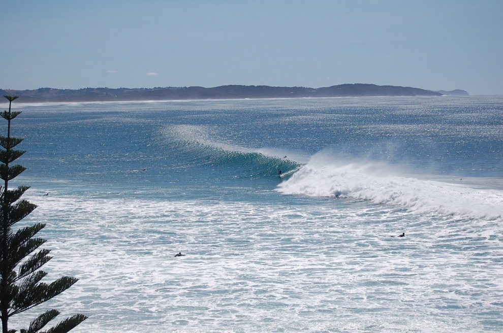 Andy's photo of Lennox Head
