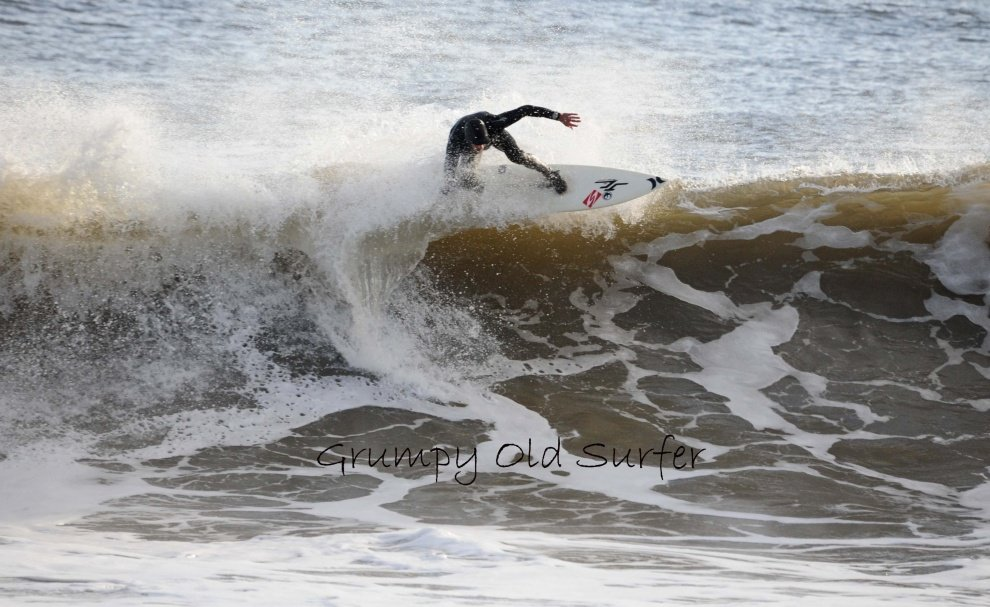 Grumpy Old Surfer's photo of Scarborough - North Bay