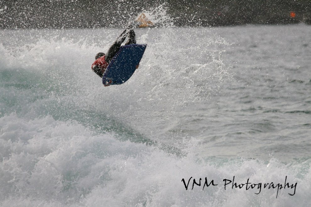 VNM Photography's photo of Newquay - Tolcarne Wedge