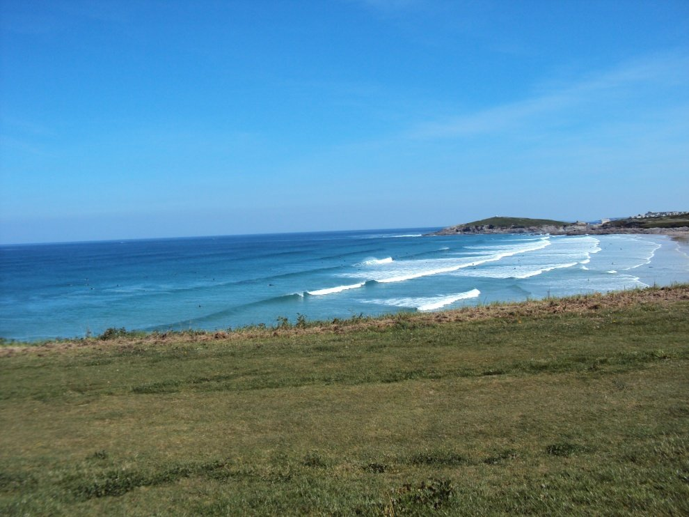 surferjim86's photo of Newquay - Fistral South