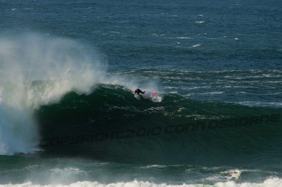 Conn Osborne's photo of Mullaghmore Head