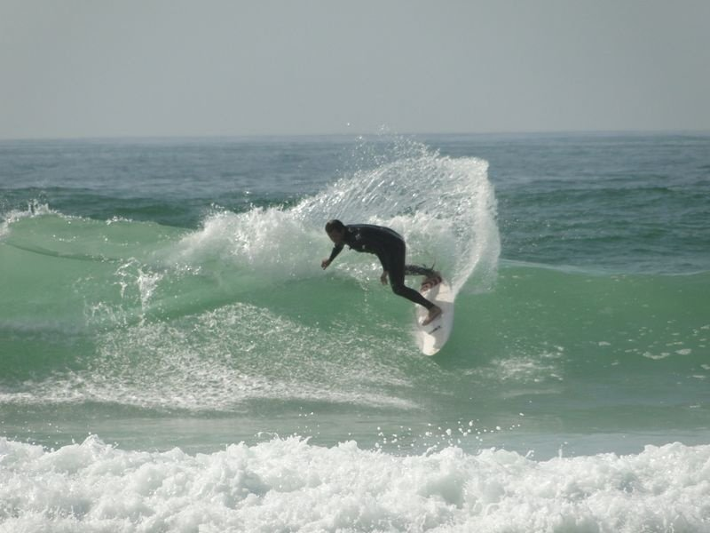 Surf Berbere Surf Camp & School's photo of Supertubos