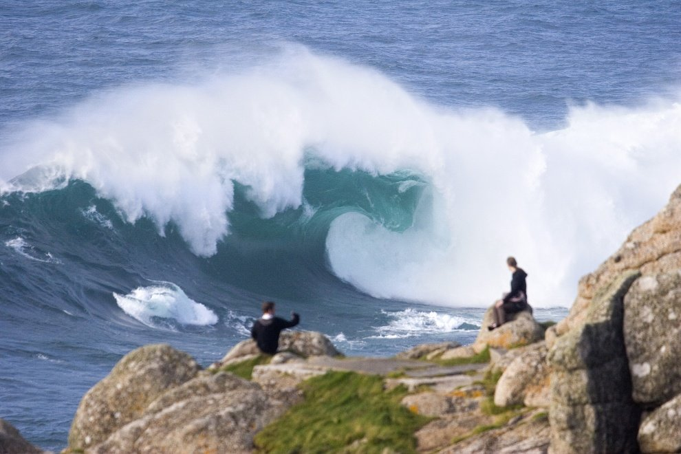 Mike Newman's photo of Sennen