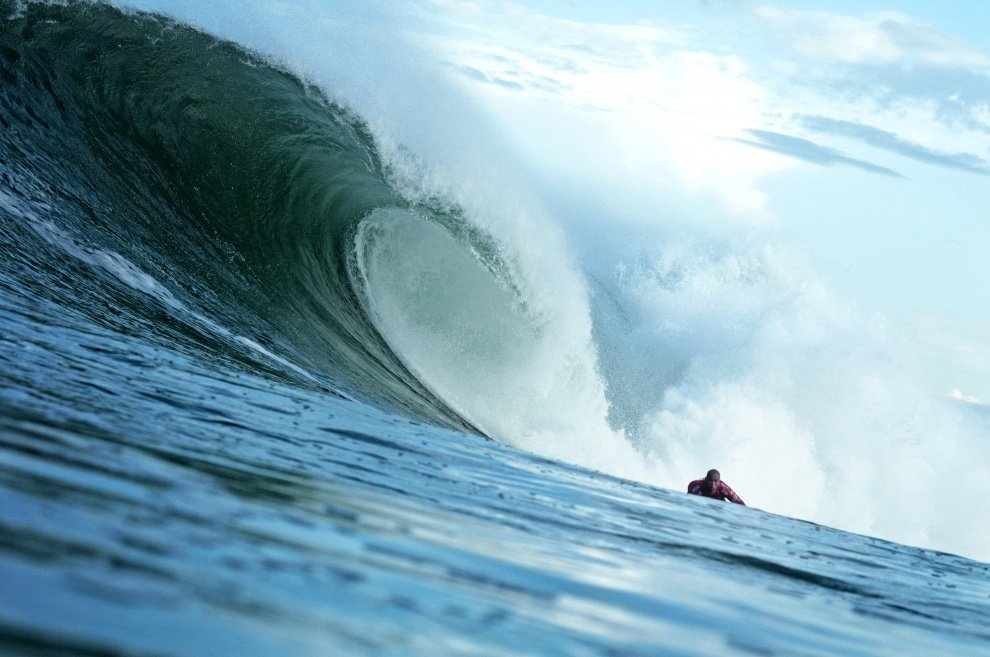 Kelly Slater's photo of Hossegor (La Nord)