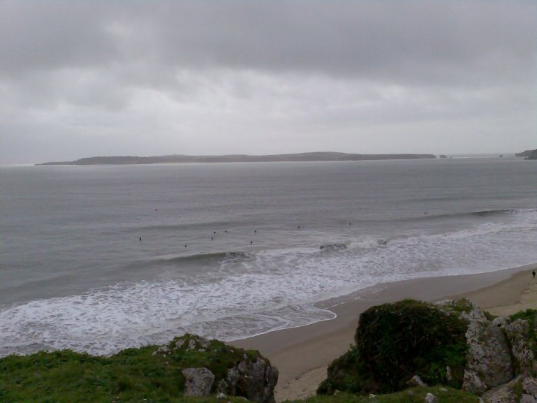 hubbardstephen's photo of Tenby South Beach