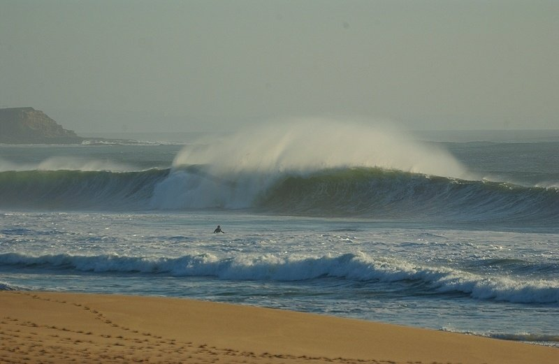 Baleal Surf Camp - Peniche, Portugal's photo of Supertubos