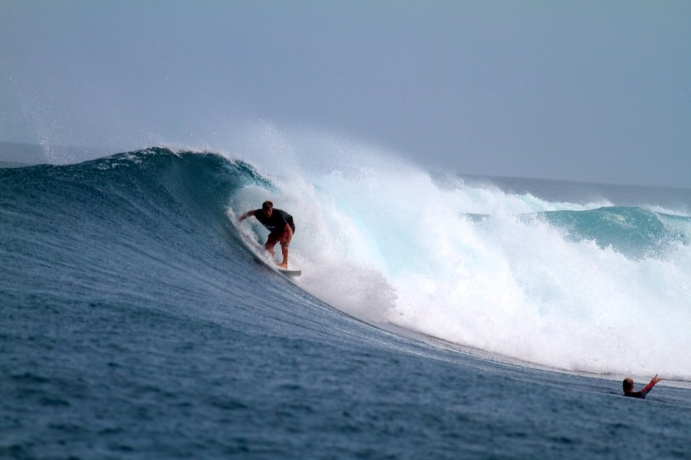 Line Up Surf Australia's photo of Malé