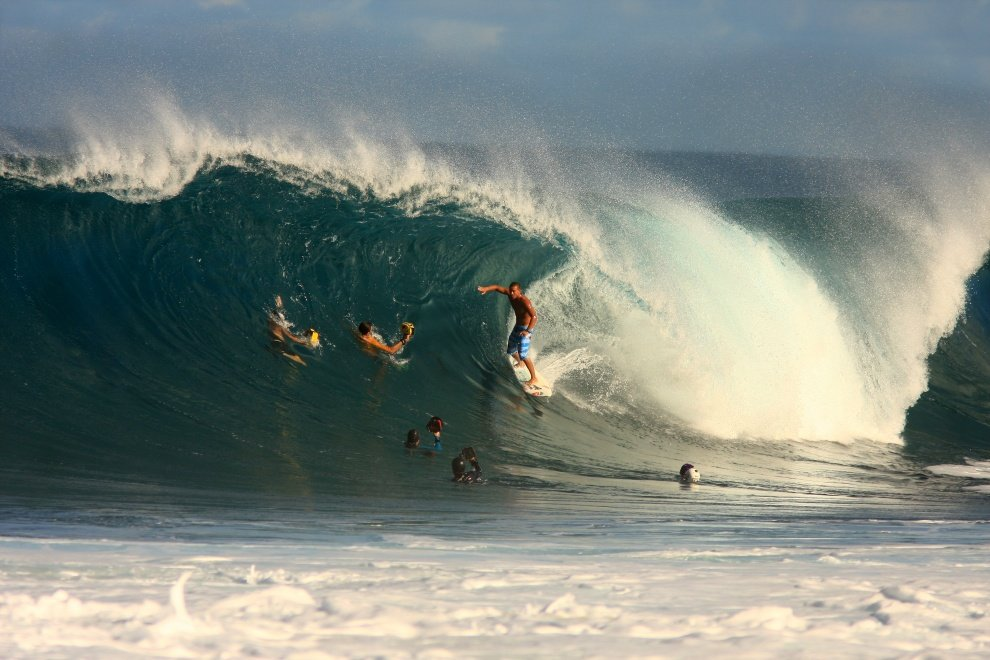 DigitalQuiver's photo of Pipeline & Backdoor
