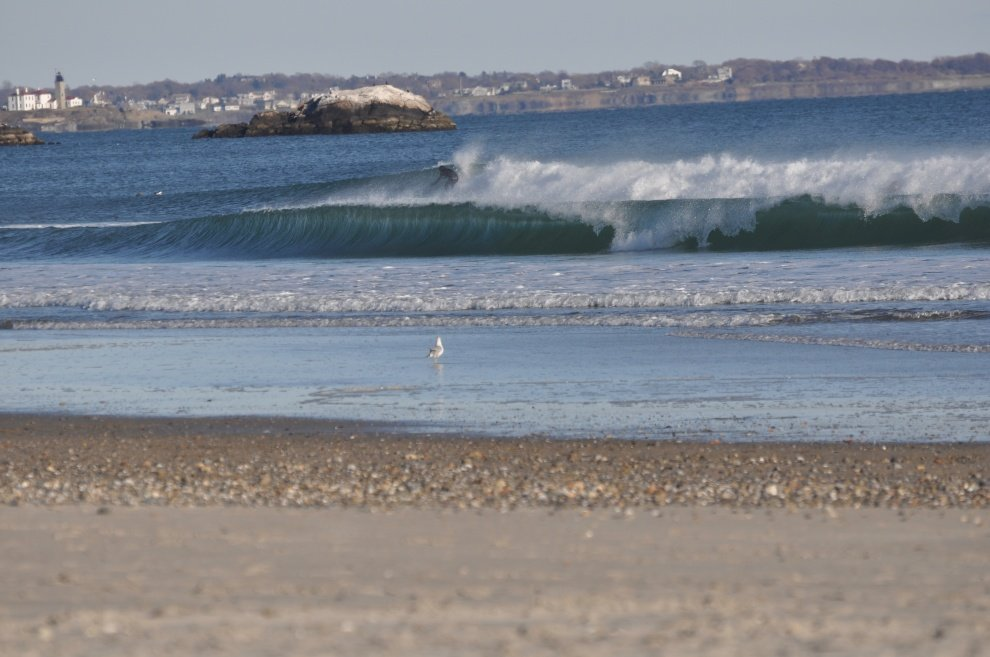 surf is swell's photo of Narragansett Beach