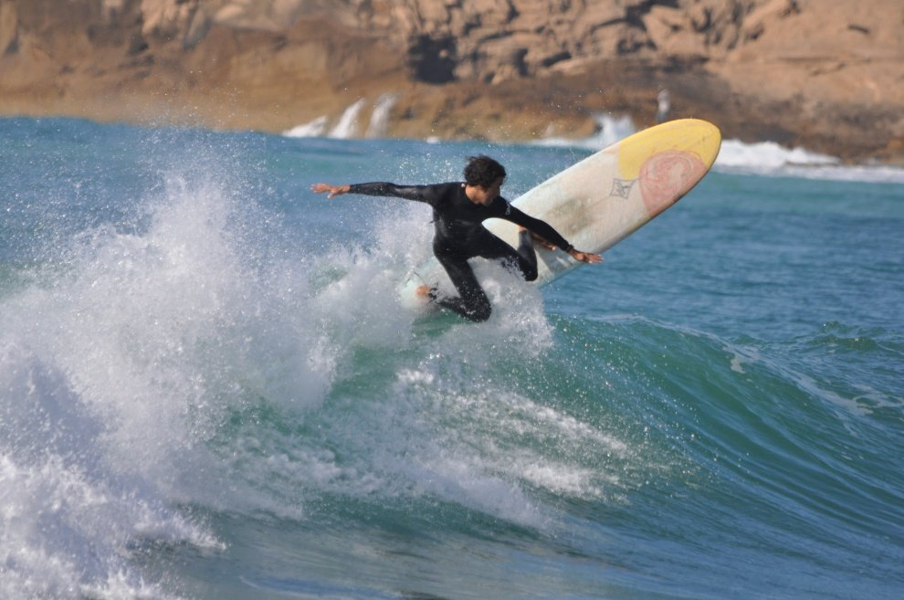 Surf Town Morocco's photo of Imsouane (Cathedral Point)