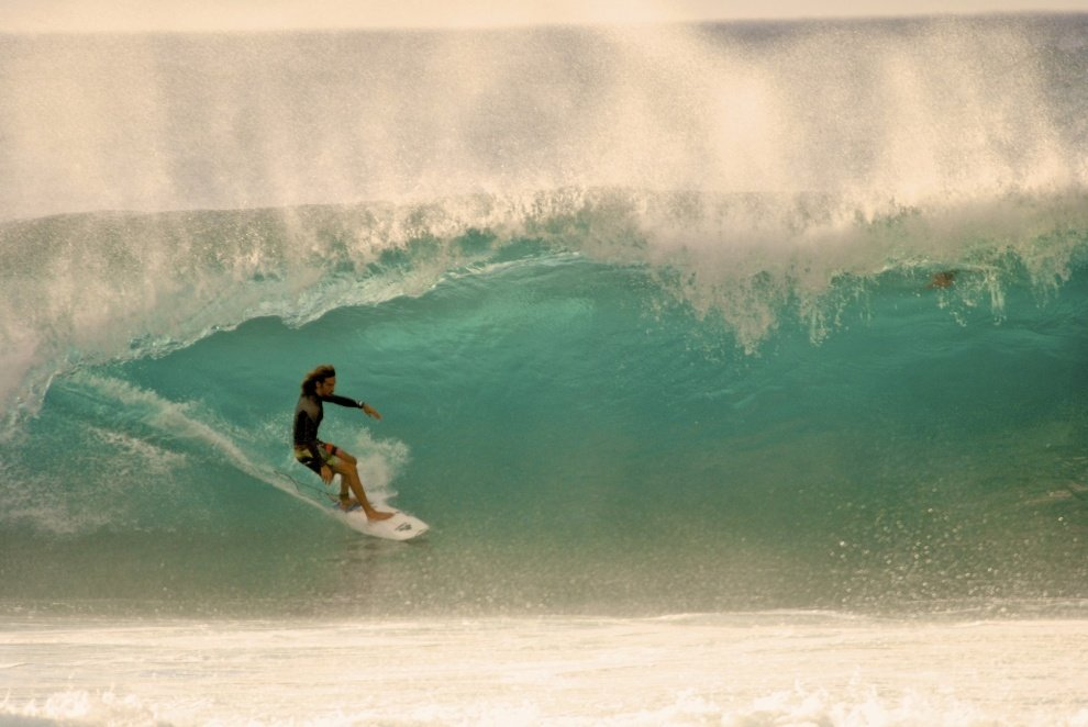 Kahoku Lonoaea's photo of Pipeline & Backdoor
