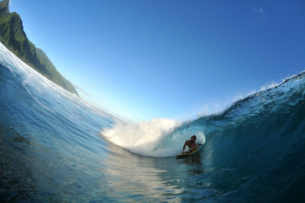 damo101's photo of Teahupoo