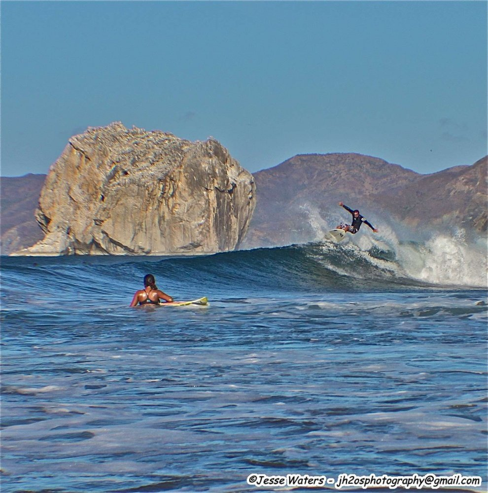 Jesse Waters-J.H2Os Photo.'s photo of Witches Rock (Playa Naranjo)