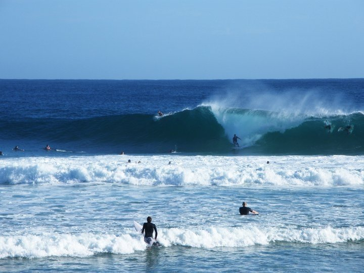 Edwould's photo of Snapper Rocks