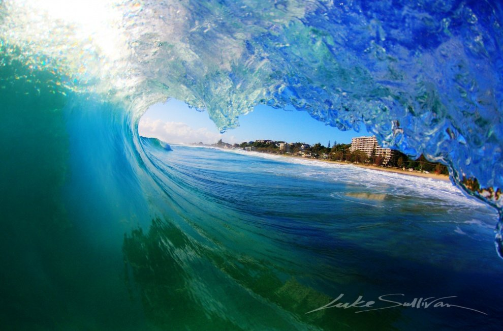 luke sullivan's photo of Currumbin Point