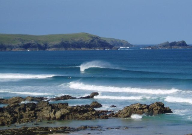 James Keith's photo of Newquay - Fistral North