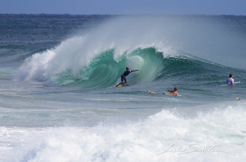 luke sullivan's photo of Duranbah (D-Bah)