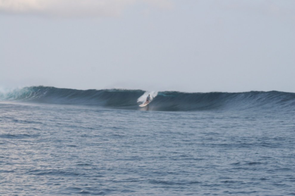 goofy's photo of Badoc Island Lefts