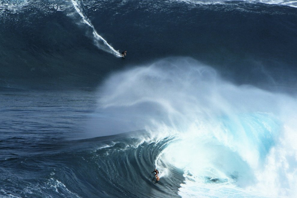 John W Bradley's photo of Peahi - Jaws