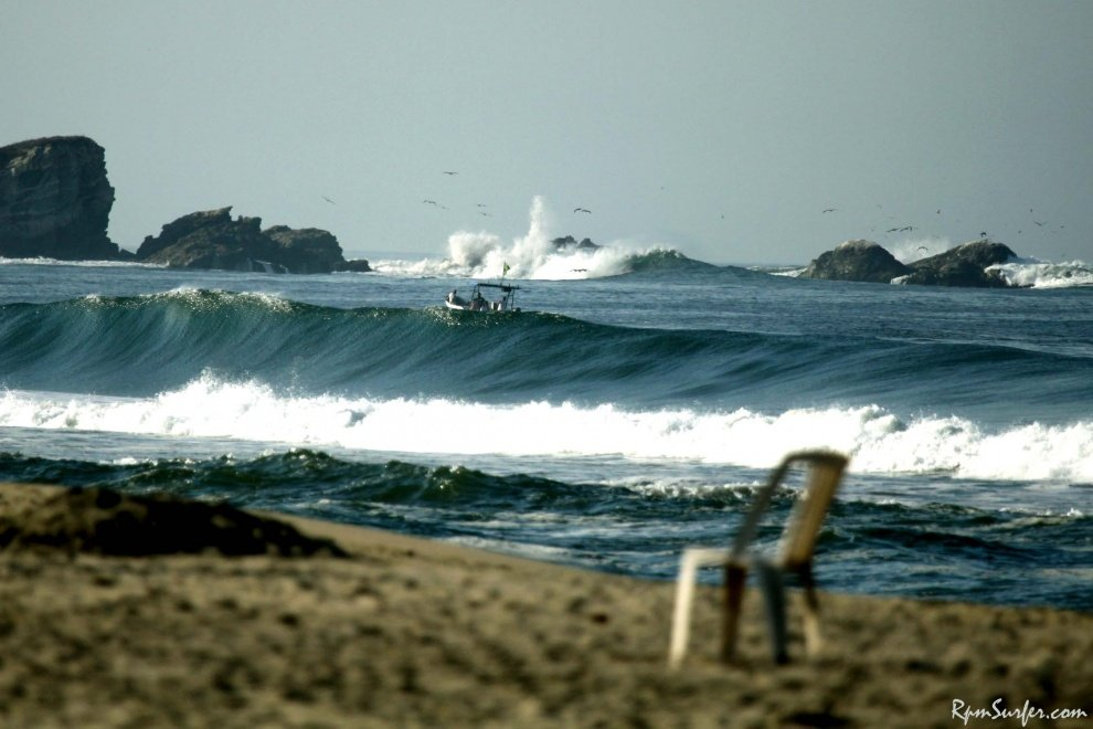 RpmSURFER's photo of La Punta - Playa Zicatela