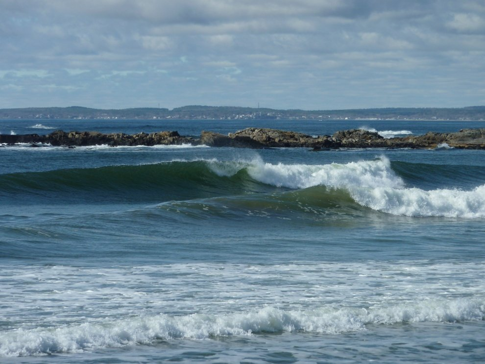 ISAIAH 51:15's photo of Kennebunk Beach