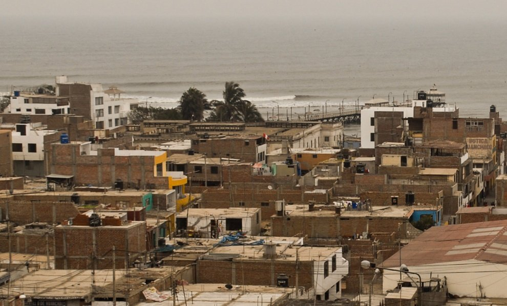riker's photo of Punta Huanchaco