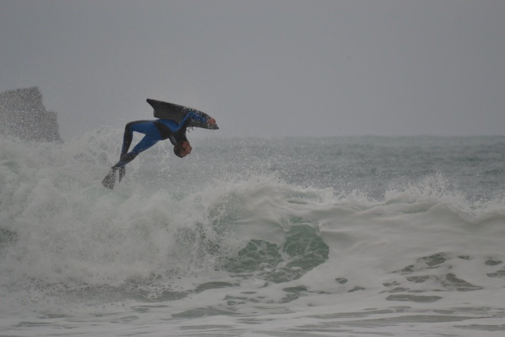 Joefuno's photo of Newquay - Tolcarne Wedge