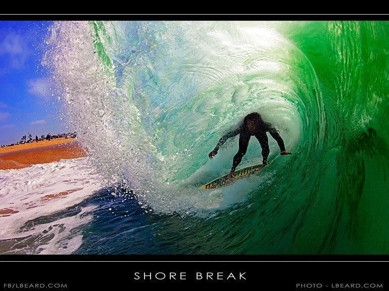 Larry Beard's photo of The Wedge