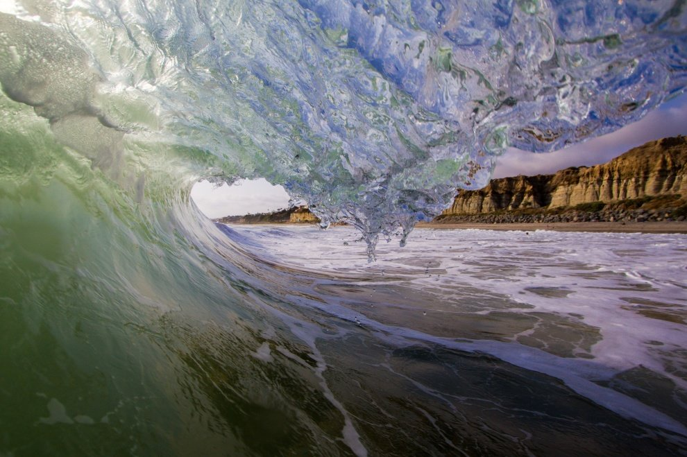 Geoff Glenn's photo of San Clemente Pier