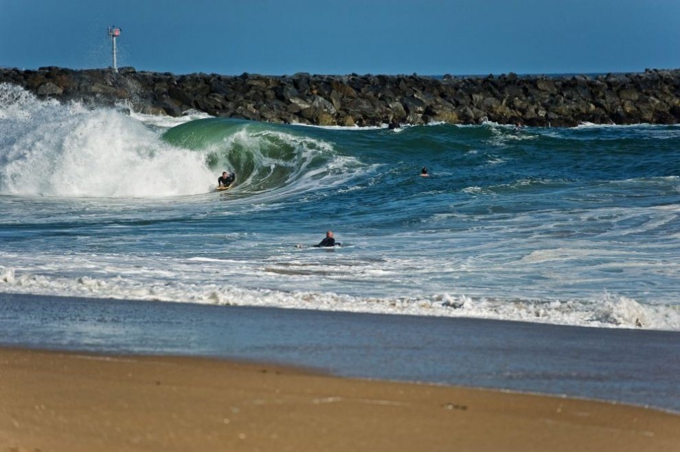 Peyper's photo of The Wedge