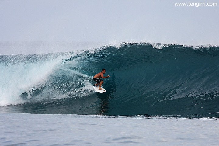 Tengirri Surf Charters's photo of Lances Left