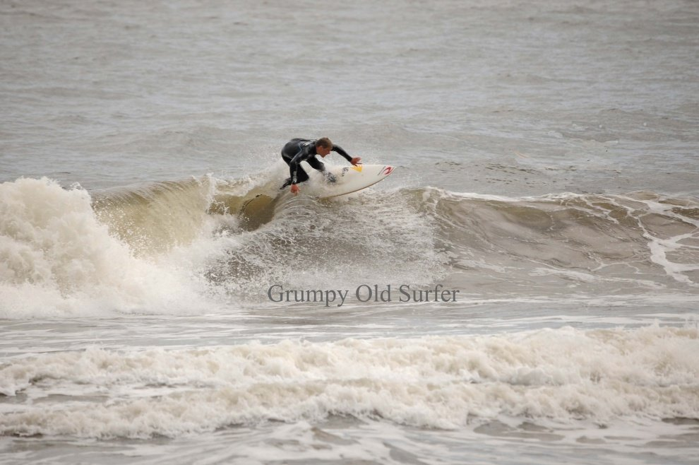 Grumpy Old Surfer's photo of Cayton Bay - Pumphouse