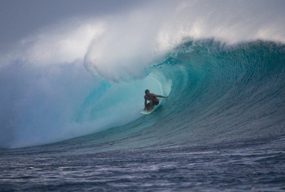 jimages.co.nz's photo of Tavarua - Cloudbreak