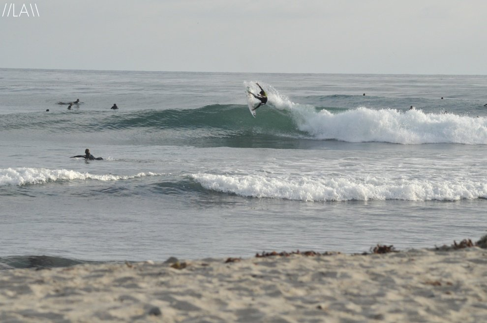 Lauren Allik's photo of Trestles