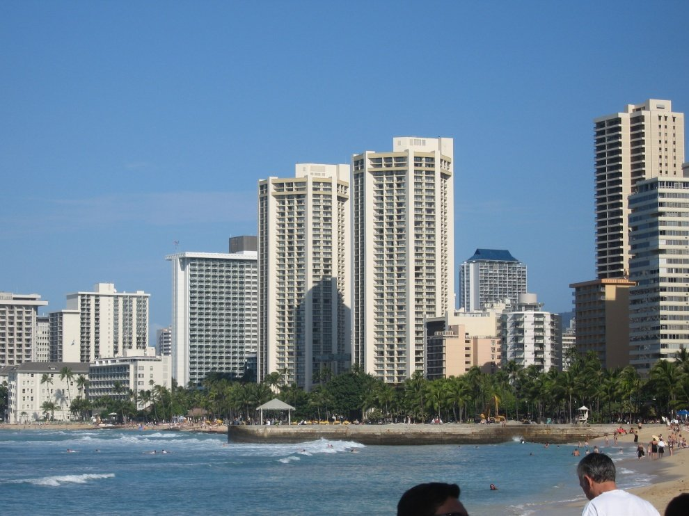 Gregory Borne's photo of Queens/Canoes (Waikiki)