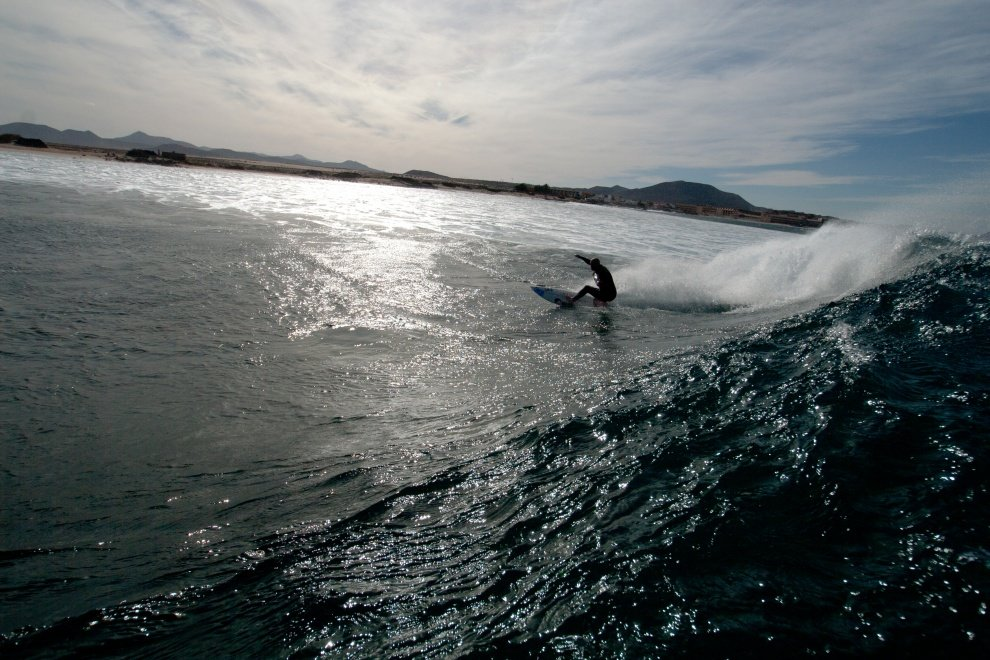 Zac Gibson's photo of El Burro (Glasbeach)