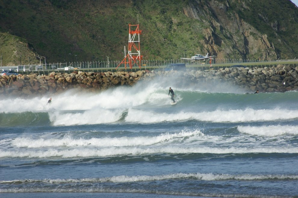 linus's photo of Lyall Bay