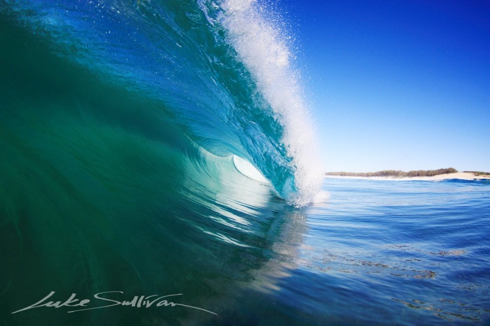 luke sullivan's photo of Kingscliff