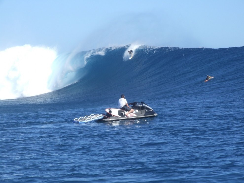 ambishop's photo of Tavarua - Cloudbreak