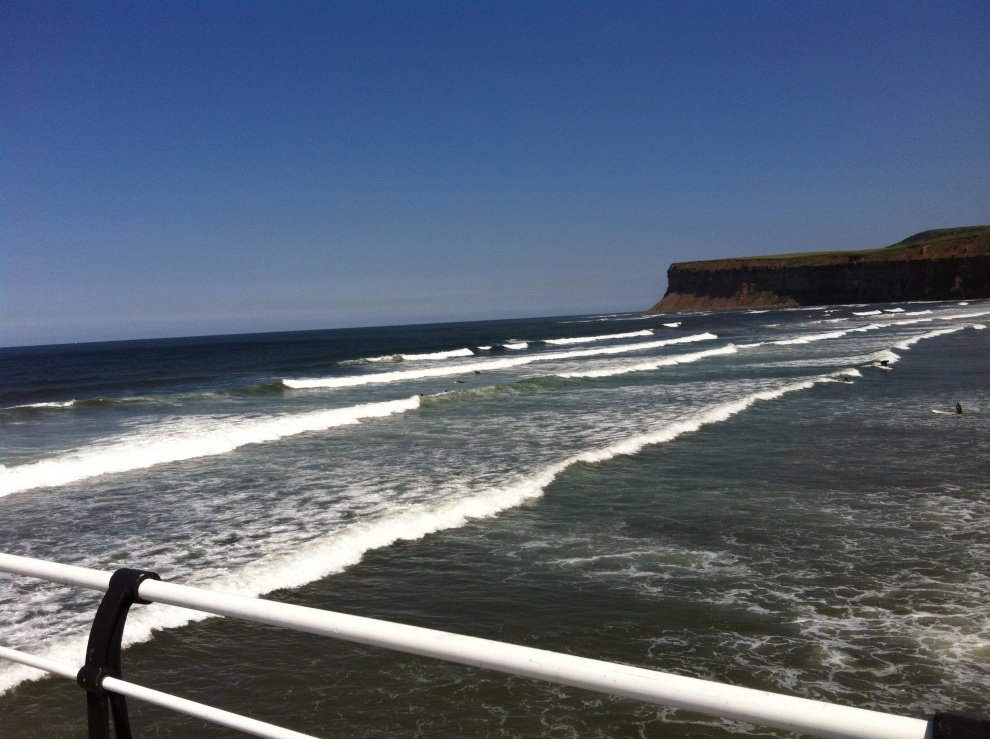 SheffieldSurfer's photo of Saltburn Beach