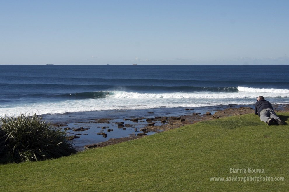 Clarrie Bouma's photo of Wollongong
