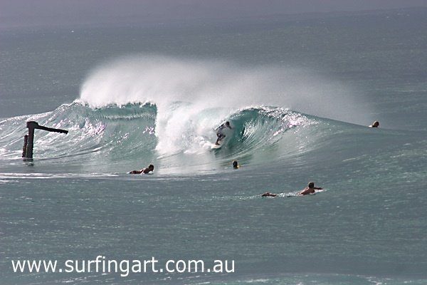 Peter Gibney's photo of Byron Bay