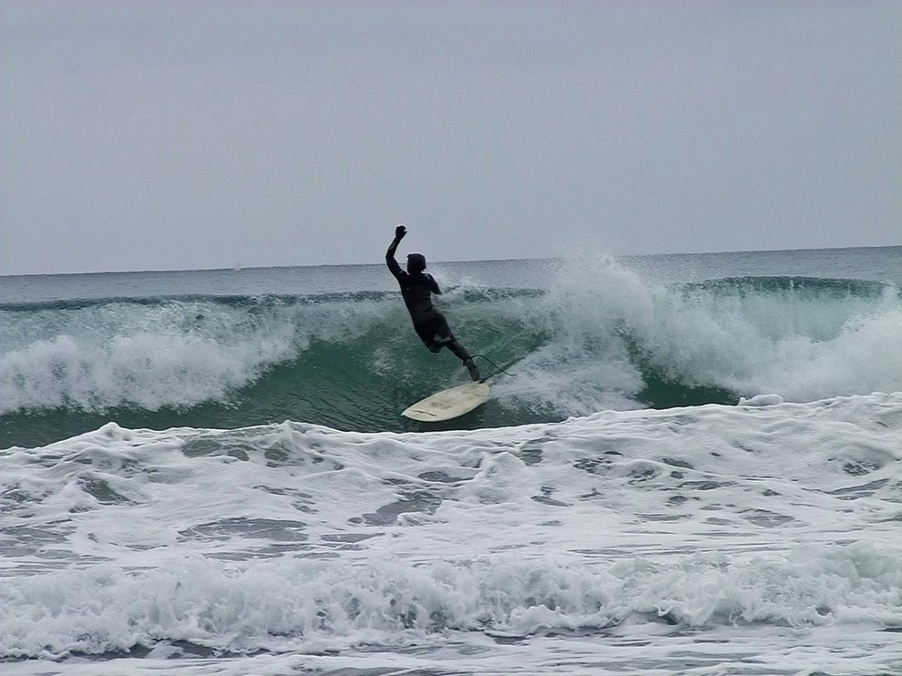 Stumpkiller's photo of Kodiak (Fossil Beach)