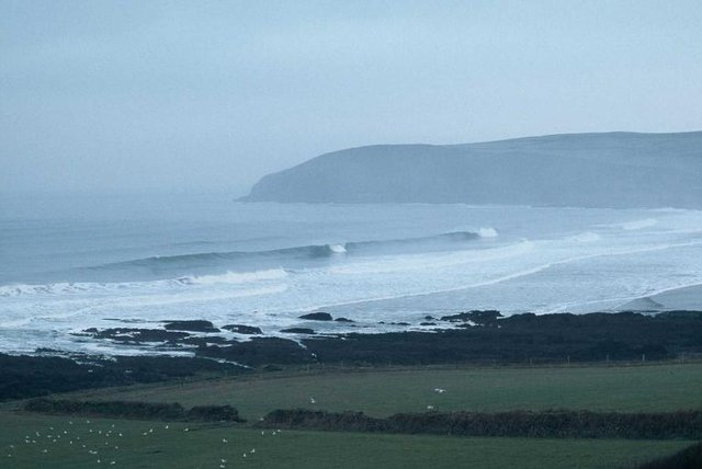 edo's photo of Croyde Beach